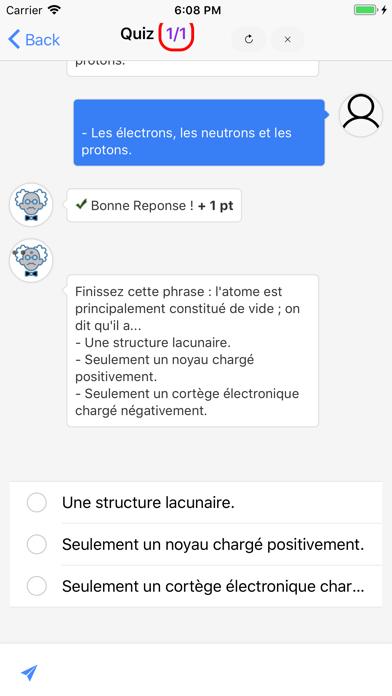 Physique Seconde screenshot 3