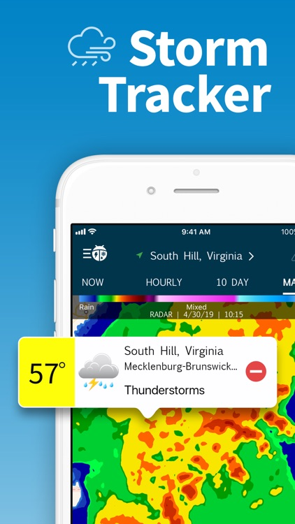 WeatherBug Elite screenshot-4