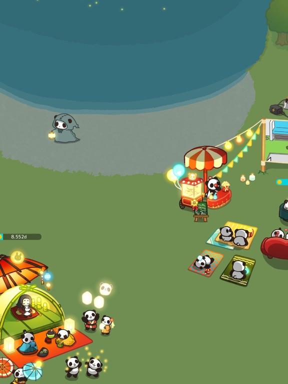 パンダと作ろう!キャンプ島 -Panda Camp-のおすすめ画像4