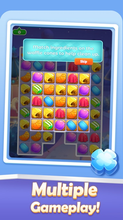 Candy Pop - Match 3 Crush screenshot-4