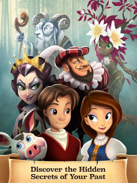 Castle Story™ iPad app afbeelding 4