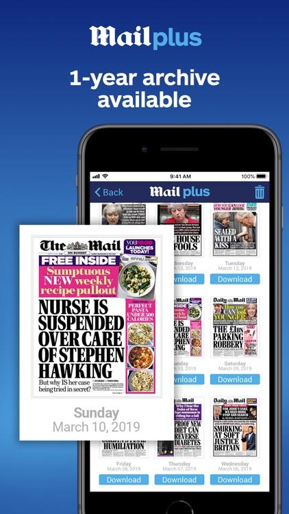 Mail Plus – Daily Mail screenshot-4