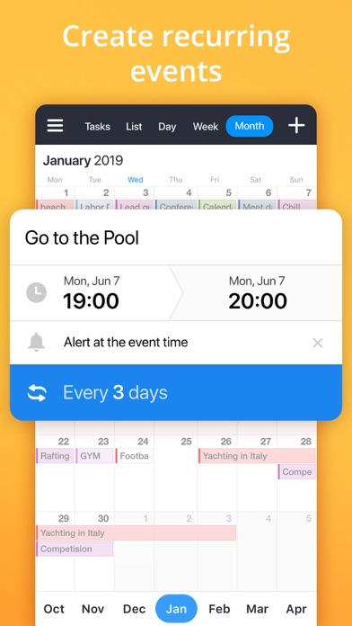 download Calendars 5 by Readdle apps 5