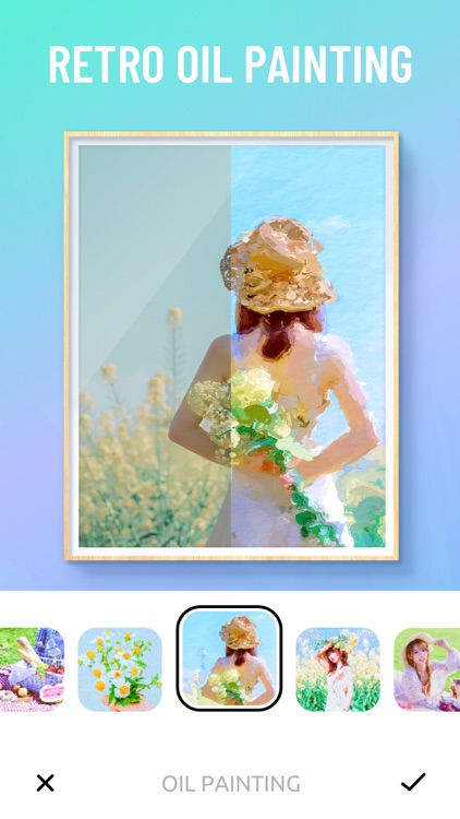 InSnap: Cartoon & Photo Editor screenshot-2