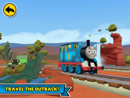 Thomas & Friends: Adventures! screenshot 19