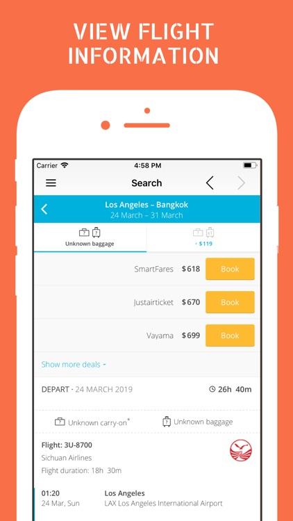 Travelscompare - Travel Deals screenshot-4