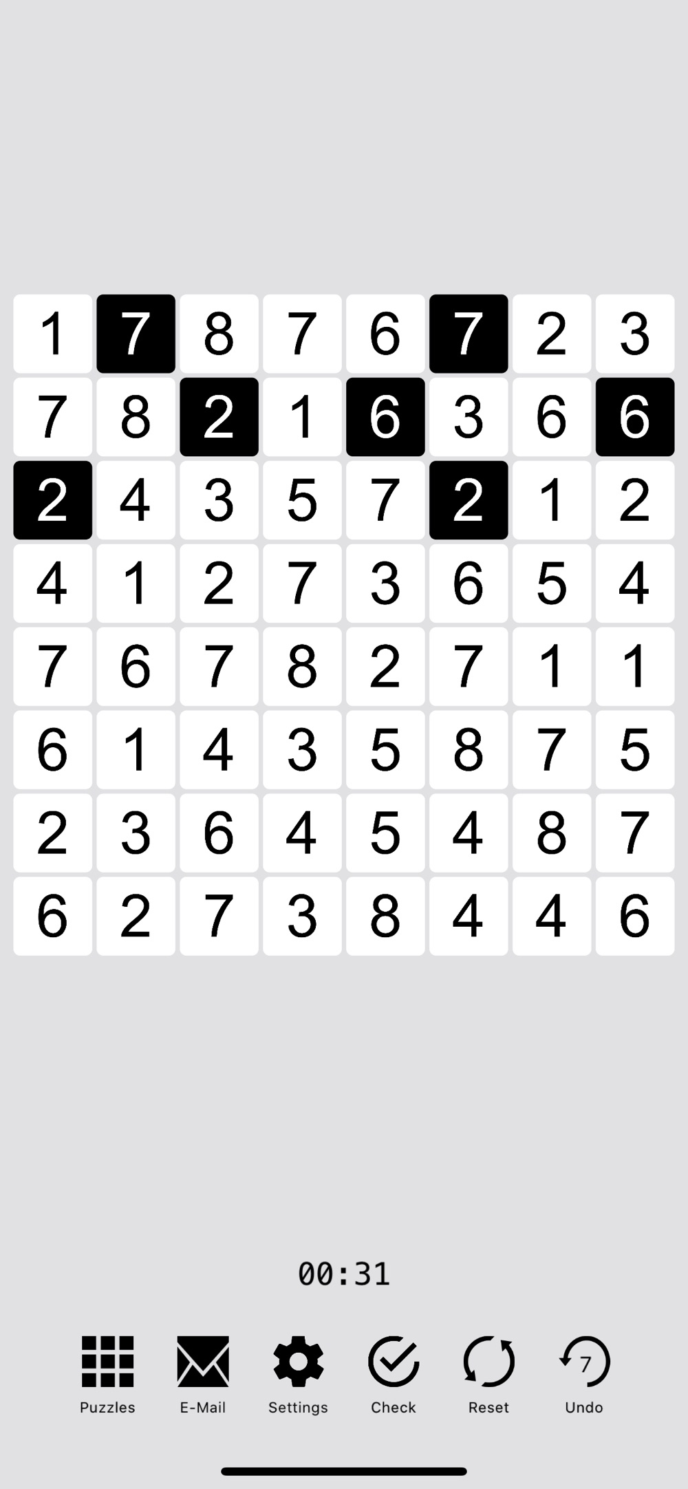 Hitori – Logic Puzzles Cheat Codes