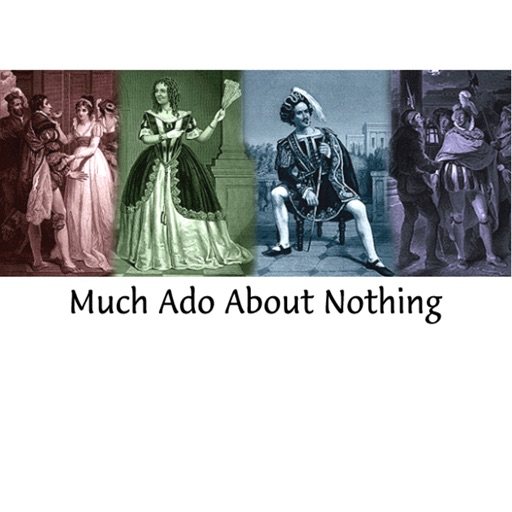 Much Ado About Nothing Audio