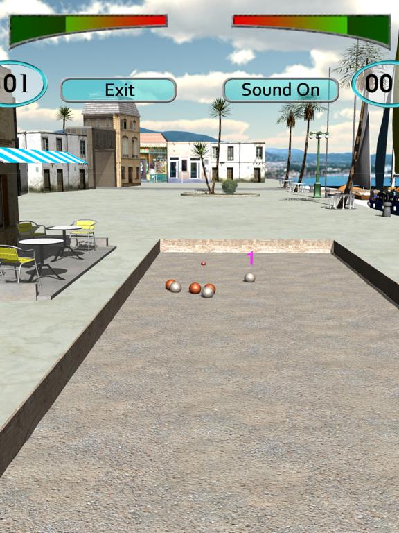 Real Bocce OnLine screenshot 6