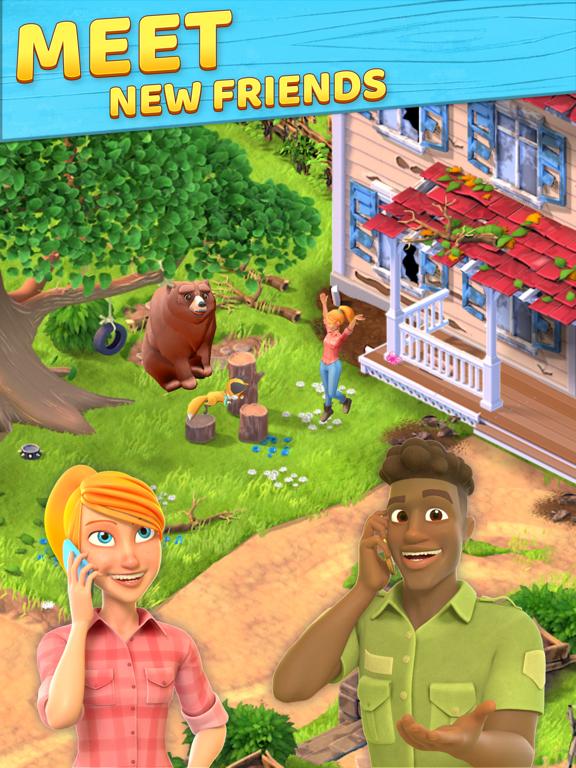 Wild Life: Puzzle Story screenshot 7