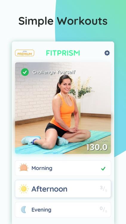 FitPrism: Weight Loss Plan screenshot-0
