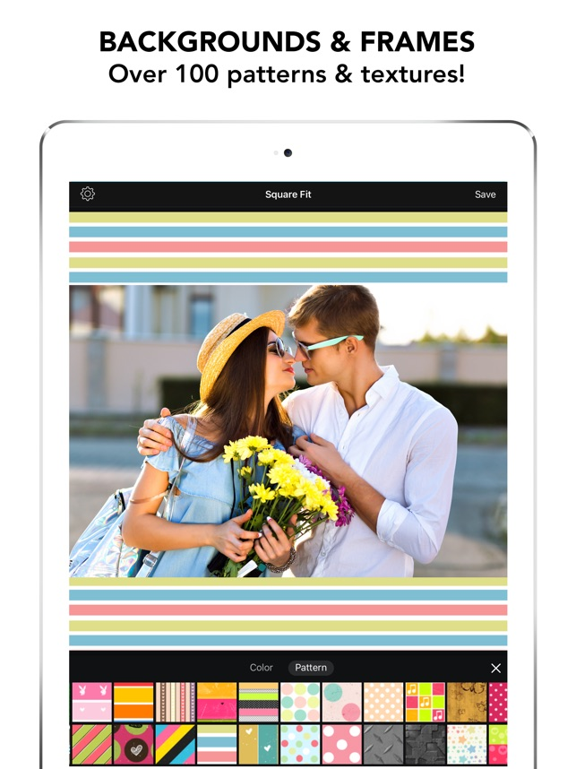 Square Fit Photo Video Editor on the App Store