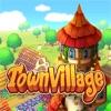 Town Village:农场,建设,贸易