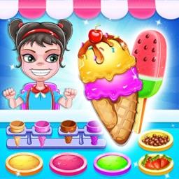 Ice Cream Maker Parlour