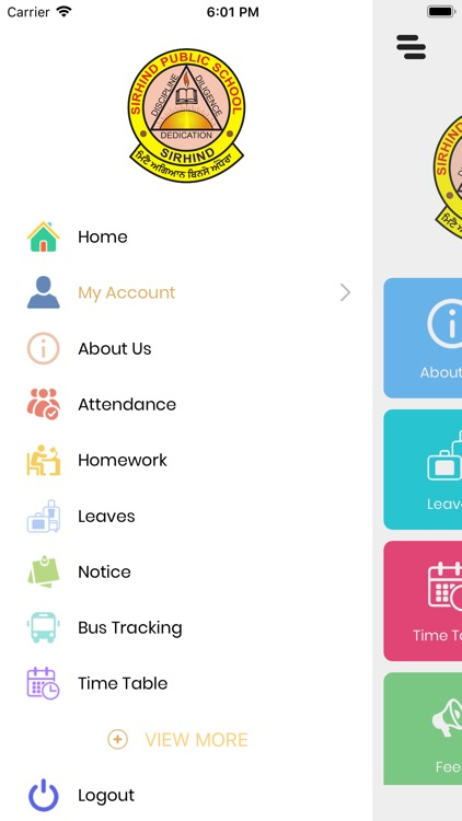 Sirhind Public School screenshot-3