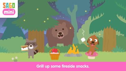 Sago Mini Camping screenshot 5