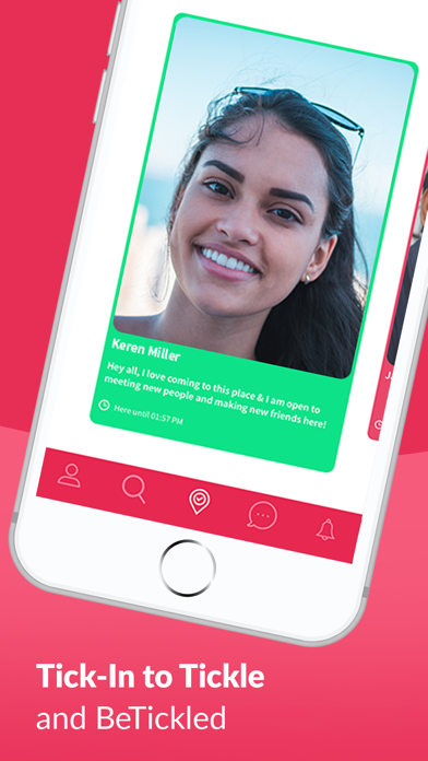 tick dating app