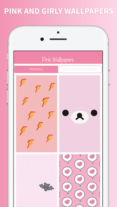 Top 10 Apps Like Colorful Girly Wallpapers Pink Backgrounds