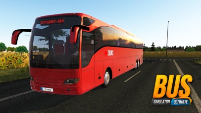Bus Simulator : Ultimate Screenshot 1