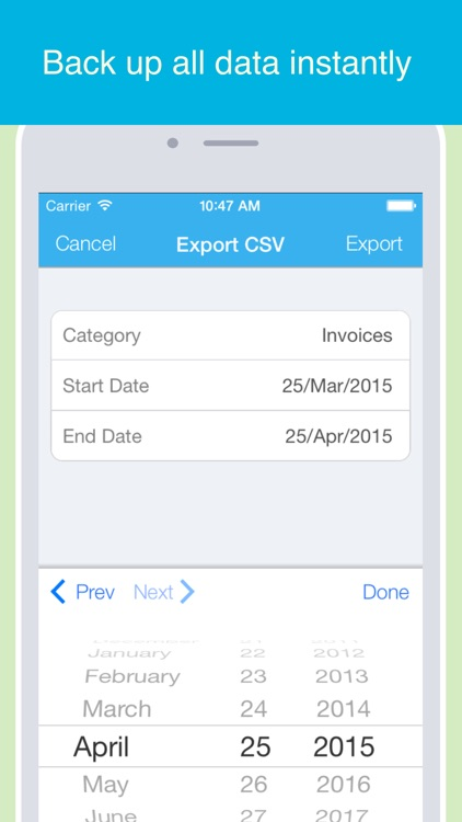 Purchase Order Maker - POs screenshot-4