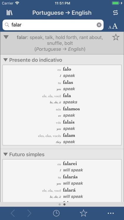 Ultralingua Portuguese-English