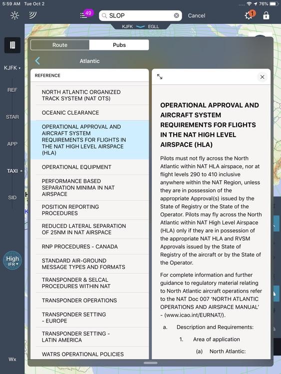 Jeppesen Mobile FD screenshot-5