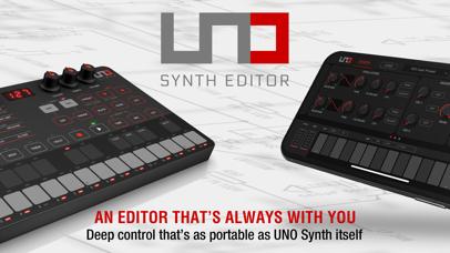 UNO Synth Editor screenshot 1