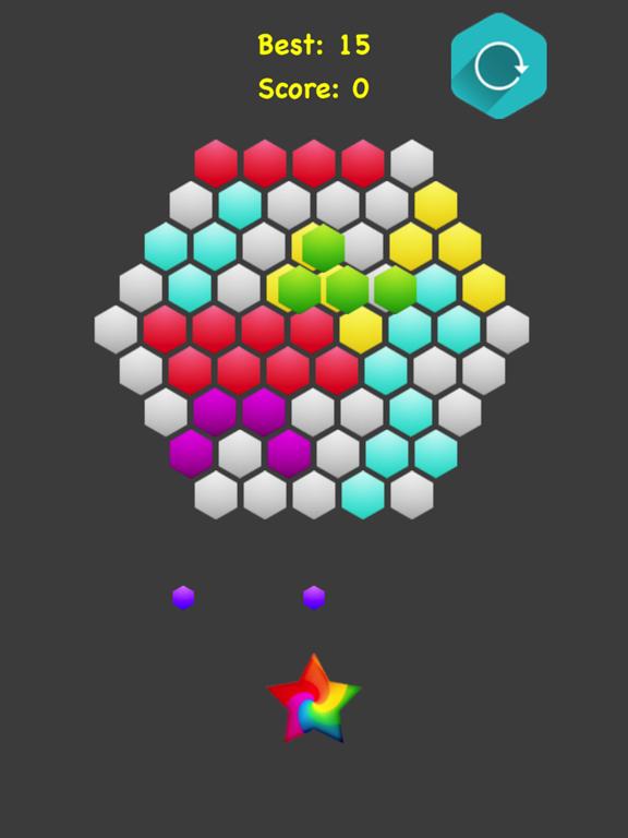 Join Blocks - Hexagonal Merger screenshot 7