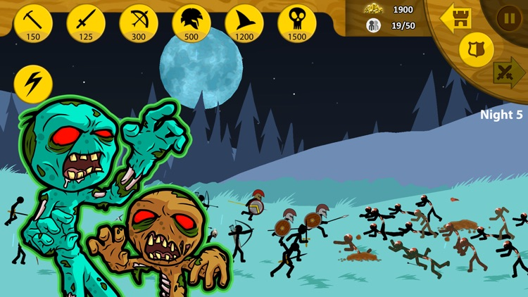 Stick War: Legacy screenshot-1