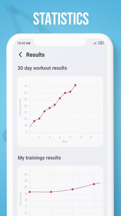 Fitness for women screenshot-3
