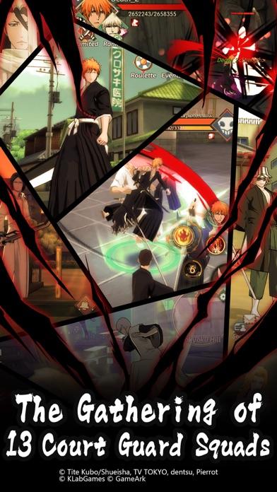 BLEACH Mobile 3D screenshot 2