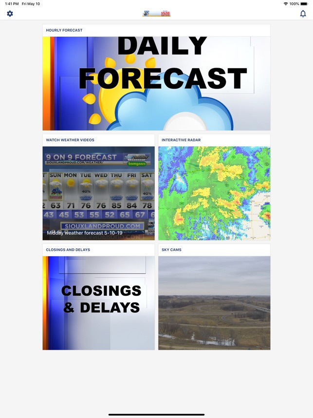 Kcau 9 Weather Siouxland On The App Store