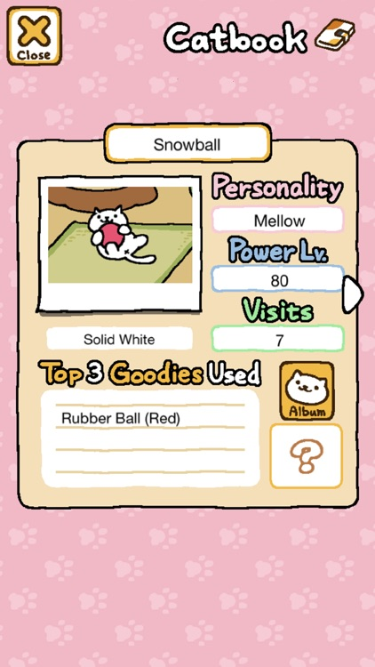 Neko Atsume: Kitty Collector screenshot-2