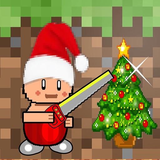 Timber Baby Santa