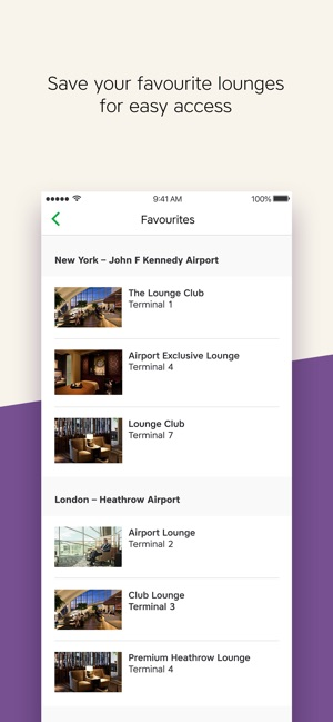 LoungeKey on the App Store