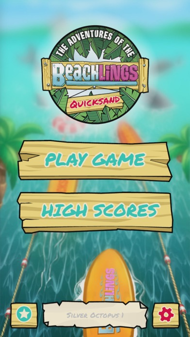 Adventures of The Beachlings screenshot two