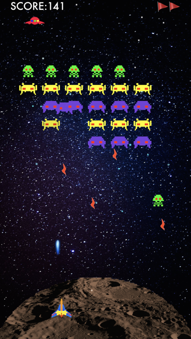 GALAXIA 4 Screenshots