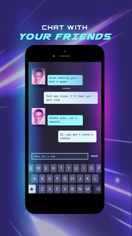 Hyperspeed - Race with Friends screenshot-5