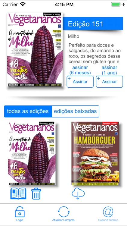 Revista dos Vegetarianos Br