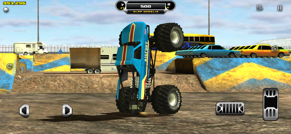 Monster Truck Destruction Overview Apple App Store Us
