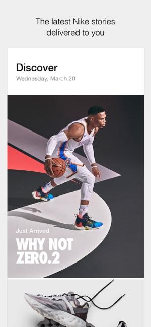 061fdb8fd7 Nike on the App Store