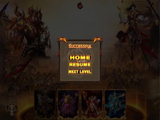 Warrior Resistance screenshot #2