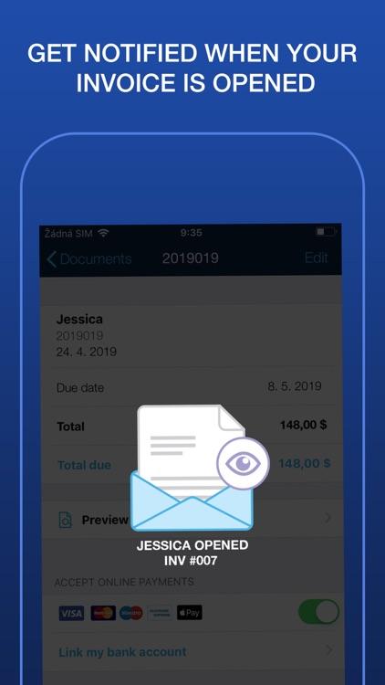 Invoice Estimate Maker Billdu screenshot-5