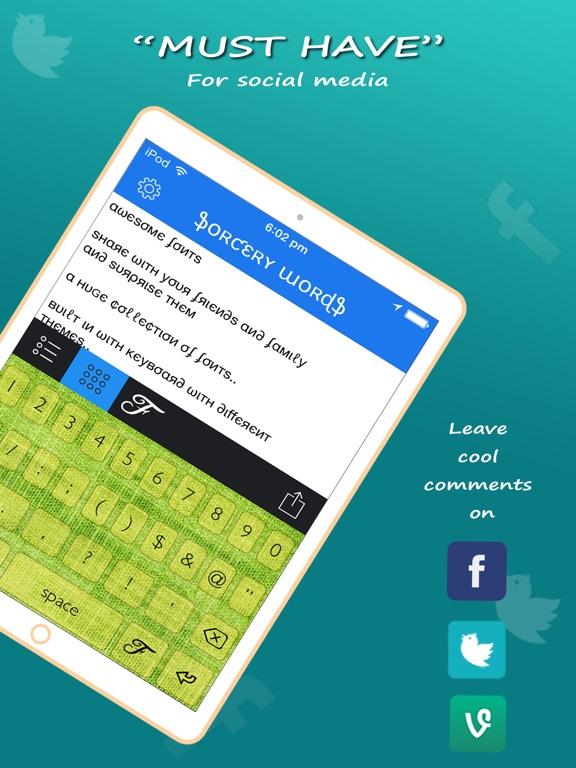 Fancy Fonts - Fancy Keyboard | App Price Drops
