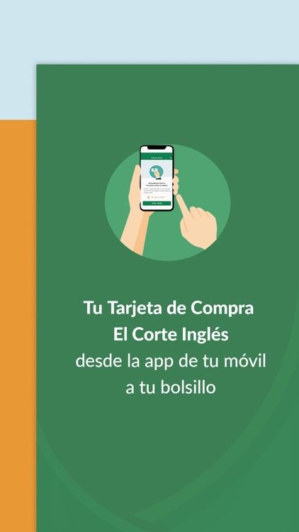 Tarjeta Compra El Corte Inglés screenshot-9