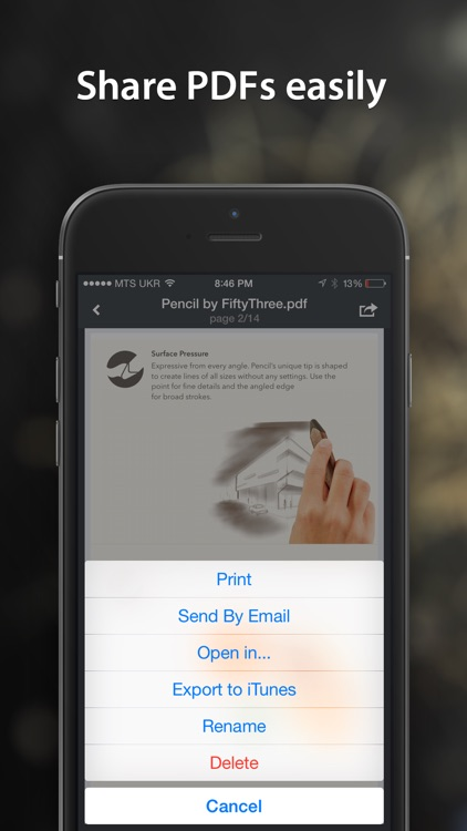PDF Converter by Readdle screenshot-4