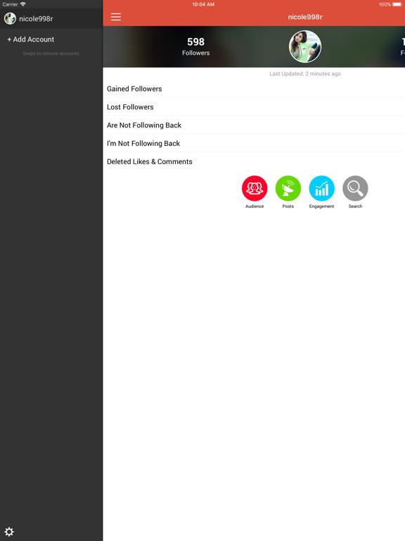 Followers Tracker Pro - Revenue & Download estimates - Apple App