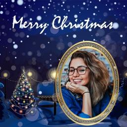 Christmas Photo Editor Collage