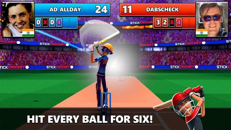 Stick Cricket Live screenshot-3