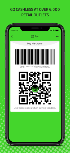 Razer e-wallet Malaysia